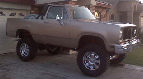 1975 Dodge RamCharger SE 4x4 by Alex Caraveo image 1.