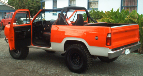 1975 Dodge Ramcharger 4x4 By Arnold Gonzalez image 1.