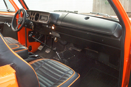 1975 Dodge Ramcharger 4x4 By Arnold Gonzalez image 2.