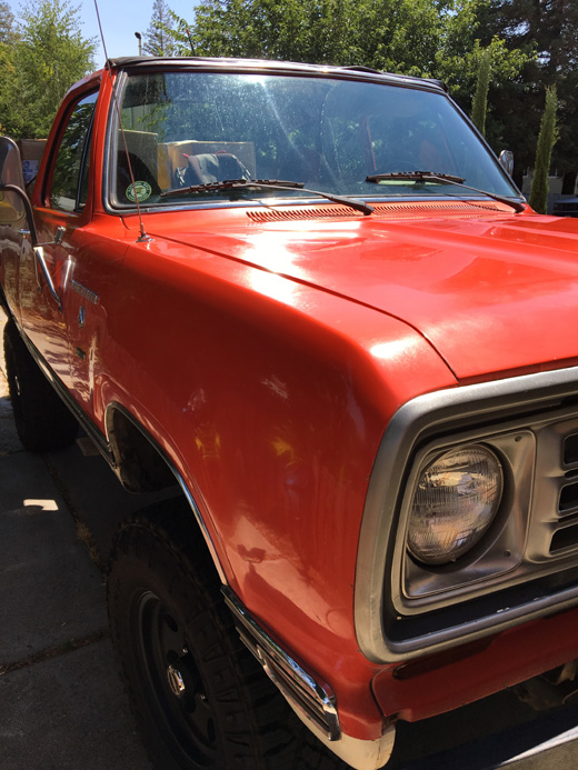 1975 Dodge Ramcharger By Chris Drolette image 3.