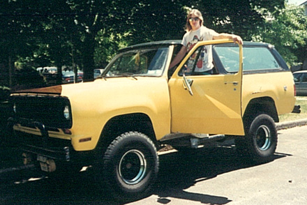 1975 Dodge Ramcharger 4x4 By David Pasfield image 1.