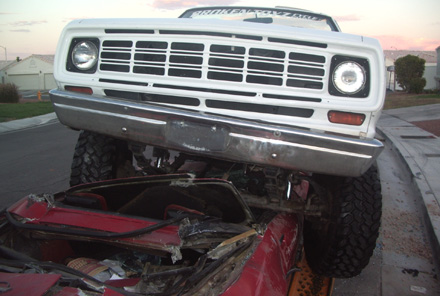 1975 Dodge Ramcharger 4x4 By Hammer J image 2.
