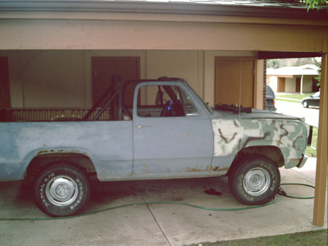 1975 Dodge Ramcharger 4x4 By Justin Herring image 1.