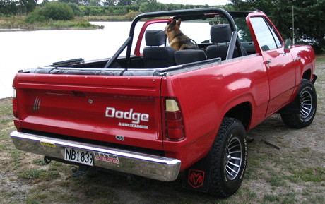 1975 Dodge RamCharger 4x4 by John Sanders image 2.