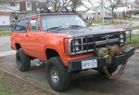 1975 Dodge RamCharger By Steve H. image 1.
