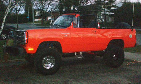 1975 Dodge RamCharger By Steve H. image 2.
