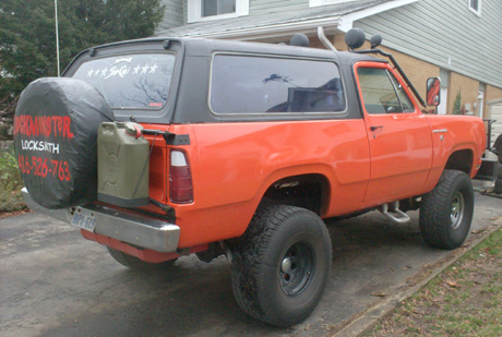 1975 Dodge RamCharger By Steve H. image 3.