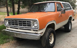1976 Dodge Ramcharger By J. Ricker