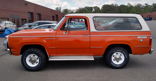 1978 Dodge Ramcharger By Shawn Hart image 3.