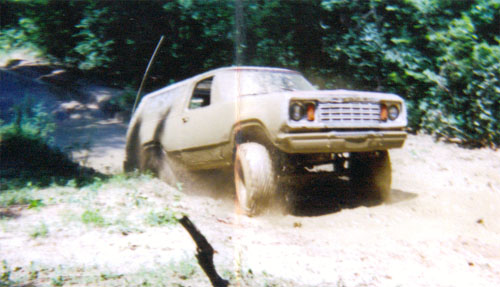 1978 Dodge Ramcharger 4x4 By Gaylon Schlatter image 1.