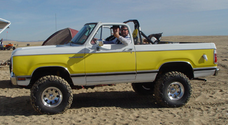 1978 Dodge Ramcharger 4x4 By Gary Spiro image 1.