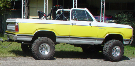 1978 Dodge Ramcharger 4x4 By Gary Spiro image 3.