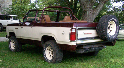 1978 Dodge Ram Charger By Kevin Bishop image 2.