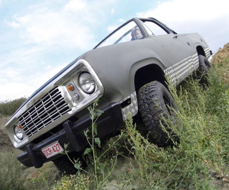 1978 Dodge Ramcharger By Lesley Neus image 1.