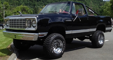1978 Dodge Ramchargers By Michael Sailing image 3.