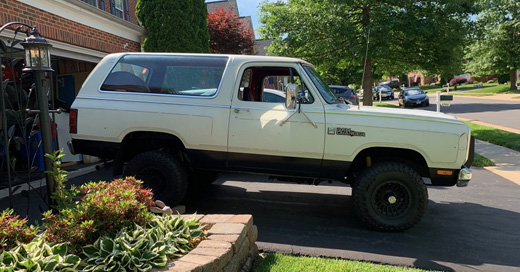 1984 Dodge Ramcharger By Andre Thomas _ Image 1