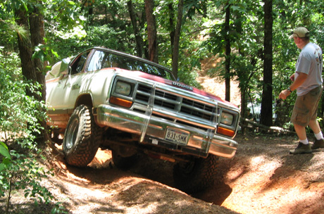 1987 Dodge Ramcharger 4x4 By Alan Wagner image 1.