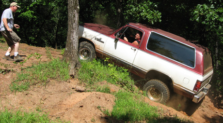 1987 Dodge Ramcharger 4x4 By Alan Wagner image 2.
