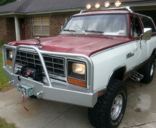 1987 Dodge Ramcharger By Ant Williams image 1.