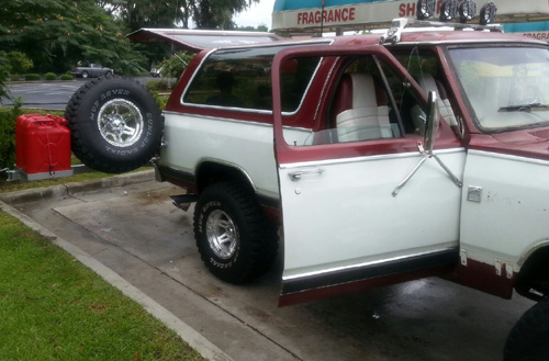 1987 Dodge Ramcharger By Ant Williams image 3.