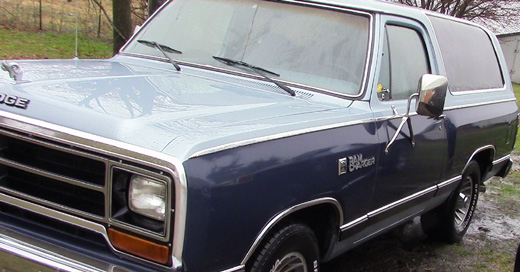1987 Dodge Ramcharger By Charles Rosell image 1.