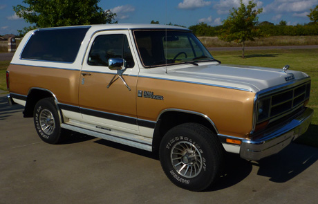 1987 Dodge Ramcharger By Gary Dutton image 1.