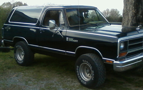 1987 Dodge Ramcharger 4x4 By James Faucett image 2.