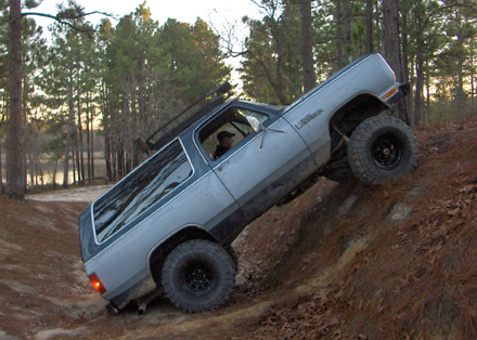 1987 Dodge Ramcharger 4x4 By Nathan image 2.