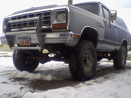 1987 Dodge Ramcharger 4x4 By Randy Ivie image 2.