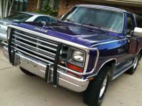 1988 Dodge Ramcharger By James Gamble image 1.
