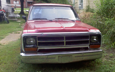 1988 Dodge Ramcharger by Charles Maitland image 1.