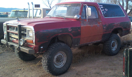 1988 Dodge Ramcharger 4x4 By Guy Sullenger image 1.