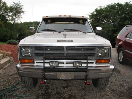 1988 Dodge Ramcharger by Mike Heffner image 1.