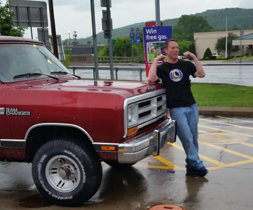 1988 Dodge Ram Charger By Stephen Lindo image 1.