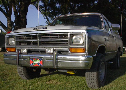 1988 Dodge Ramcharger 4x4 By Terry McLamb Jr image 1.
