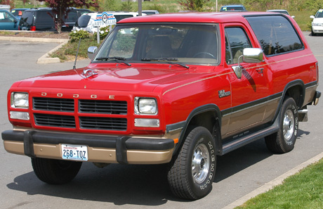 1991 Dodge Ramcharger 4x4 By Richard Denniston image 1.