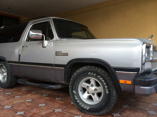 1991 Dodge Ram Charger By Miguel Lopez image 2.