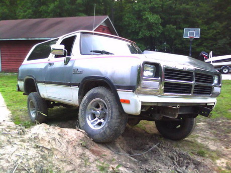 1991 Dodge Ramcharger By Bobby Boening image 1.