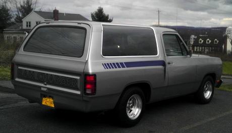1991 Dodge Ram Charger By Ben Sebring image 3.
