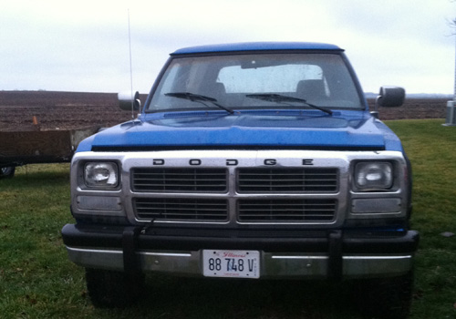 1991 Dodge Ramcharger By Devin Crist image 1.