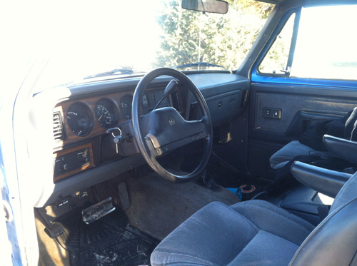 1991 Dodge Ramcharger By Devin Crist image 3.