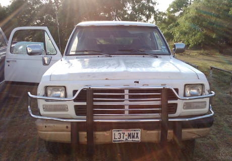 1991 Dodge Ramcharger 4x4 By DJ Gonzales image 1.