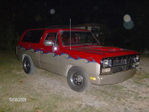 1991 Dodge Ramcharger By Ollie Joles image 1.