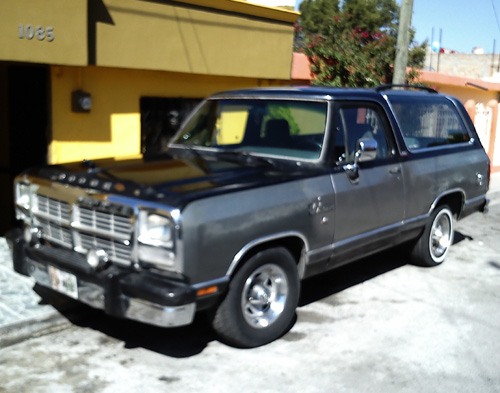 1993 Dodge Ramcharger By Miguel image 1.
