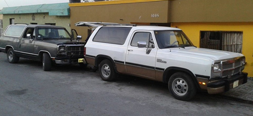 1993 Dodge Ramcharger By Miguel image 2.