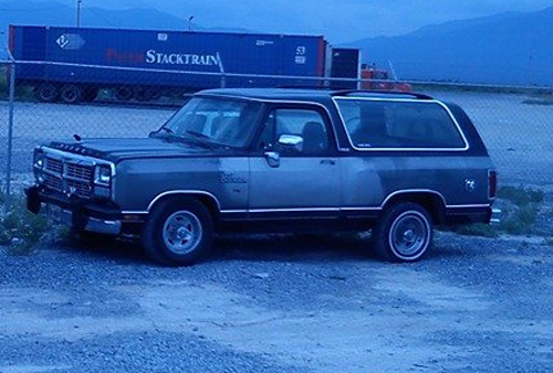1993 Dodge Ramcharger By Miguel image 3.