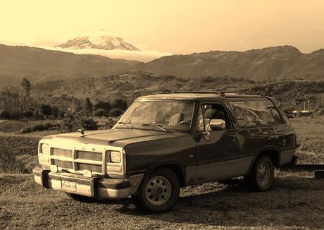 1994 Dodge Ramcharger by Omar Gonzalez Santos image 2.