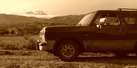 1994 Dodge Ramcharger by Omar Gonzalez Santos image 3.