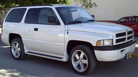 2001 Dodge Ramcharger 4x2 By Benny Carriedo image 1.