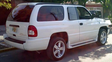 2001 Dodge Ramcharger 4x2 By Benny Carriedo image 4.
